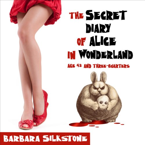 The Secret Diary of Alice in Wonderland audiobook cover art