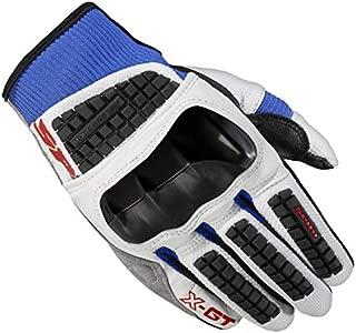 SPIDI X-GT Gloves White/Light Blue XL 474-0168x