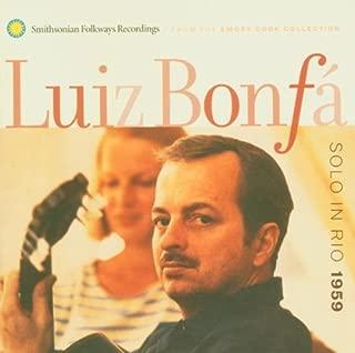 Solo in Rio 1959 by BONFA,LUIZ (2005-02-22)