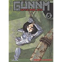 Gunnm (Battle Angel Alita) 5
