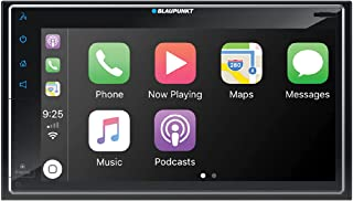 """$189 » Blaupunkt BP260PLAY 6.8"""" Touchscreen Receiver Compatible with Android Auto and Apple Car Play"""