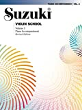 Suzuki Violin School - Volume 3 (Revised): Piano Accompaniment