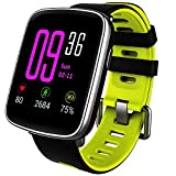 Willful Montre Connectée Intelligente Femmes Homme Smartwatch Vibrante Bracelet Connecté Cardio Montre Sport Etanche IP68 Podometre Marche Running Smart Watch Android iOS Fitness Tracker Chronometre