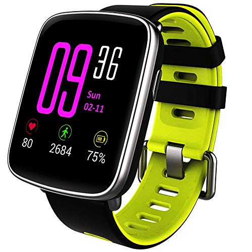 avis application running professionnel Smartwatch intentionnelle femme homme vibrant smartwatch bracelet intelligent cardio…
