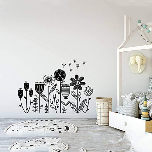 zqyjhkou Fashion Man Hair Stylist Wall Sticker Vinyl Barbershop Decor Window Decal Interior Decoration Mural Wallpaper Barber Beauty57x33cm