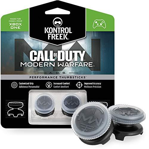 KontrolFreek Call of Duty: Modern Warfare – A.D.S. Performance Thumbsticks for Xbox One Controller | 2…