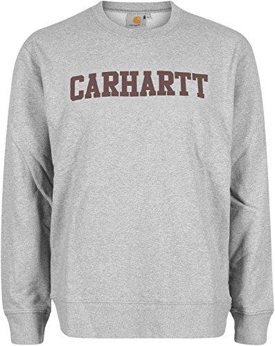 Carhartt Sweatshirt College Sweat GR M