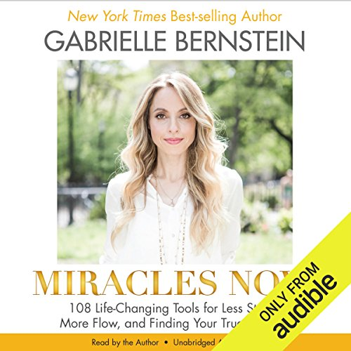 Miracles Now audiobook cover art