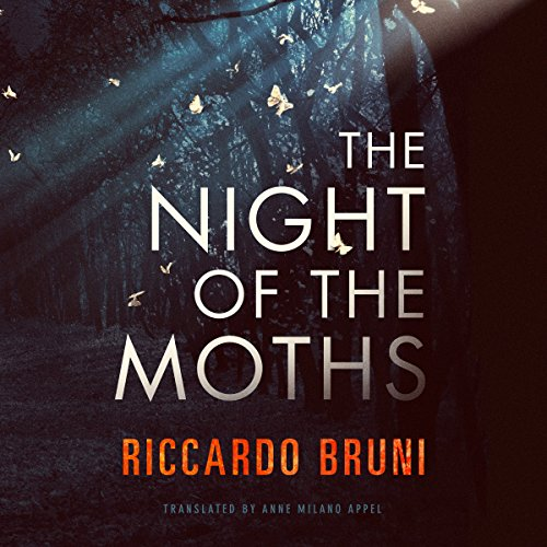 The Night of the Moths audiobook cover art