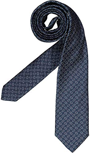 BOSS Corbata para hombre, 6 cm azul oscuro/azul marino (407). Talla única