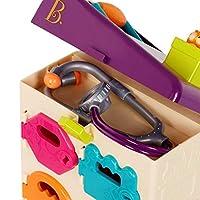 B. Toys- B. Pet Set Veterinario – Kit Medico per Il Gioco simbolico-per Bambini di 2 Anni in su (8 Pezzi), BX1229C1Z #2