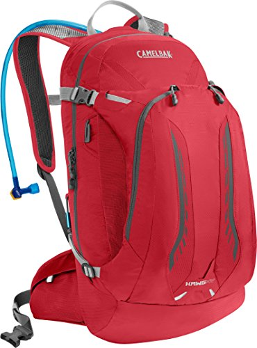 CamelBak 2016 H.A.W.G. NV Hydration Pack, Barbados Cherry/Graphite