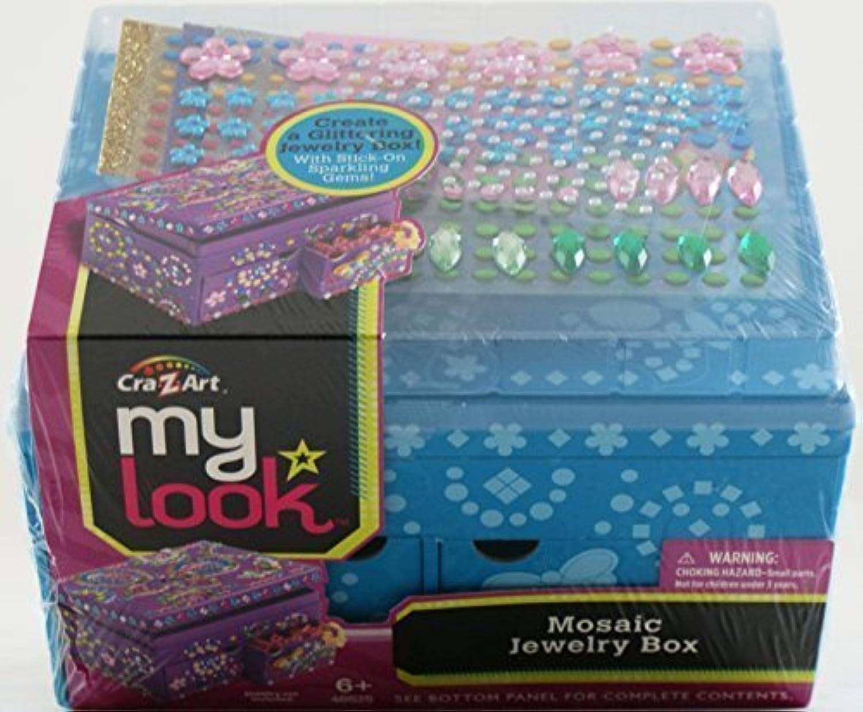 popular CraZArt My Look Mosaic Jewlry Box by Unknown Unknown Unknown  ventas en línea de venta