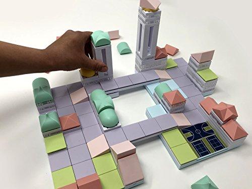 Arckit Cityscape, Kids Scale Model Building Kit