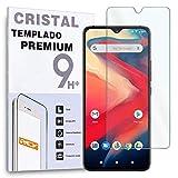REY Protector de Pantalla para UMIDIGI S3 Pro, Cristal Vidrio Templado Premium