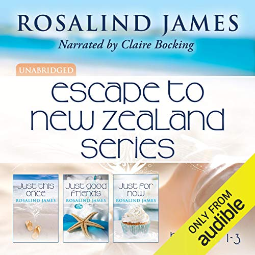 Page de couverture de Escape to New Zealand Boxed Set, Books 1-3