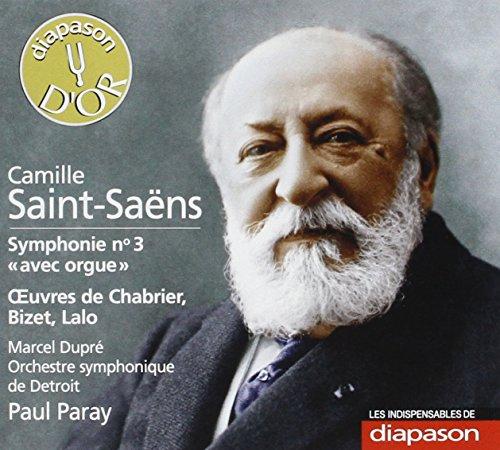 Saint Saens- Symphony N. 3-Bizet-Carmen Suite-Lalo-Le Roi D'ys