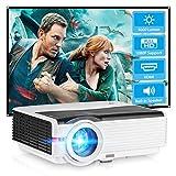 LCD HD de 5000 lúmenes Video Proyector Proyectores Multimedia para el...