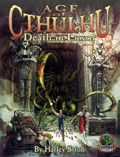 Age of Cthulhu, Vol. I: Death in Luxor