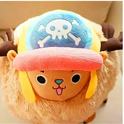 letaowl Plüschtier 35cm One Piece Anime Gefüllte Plüschtierpuppen Tony Chopper Spielzeug Für Kinder Hochwertige Cartoon Geburtstag Weihnachten Kinder Geschenk