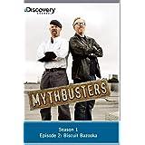 MythBusters Season 1 - Episode 2: Biscuit Bazooka