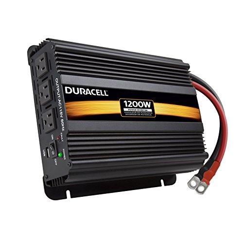 Duracell 1200 Watt High Power Inverter