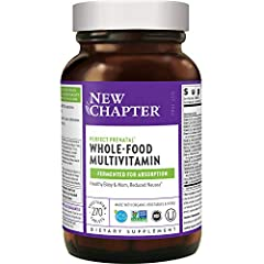 COMPLETE PRENATAL VITAMIN with non-constipating fermented Iron for natural energy during pregnancy EASY TO TAKE ANYTIME: Gentle on an empty stomach. Eases morning sickness with Ginger 3 NUTRIENT-PACKED TABLETS: Sustains 100% complete prenatal nutriti...