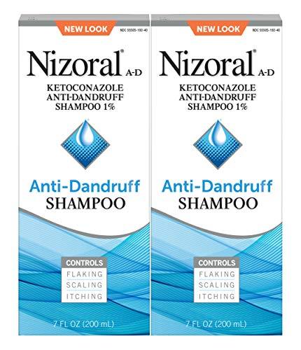 Nizoral Anti-Dandruff Shampoo 7oz, 2 Count