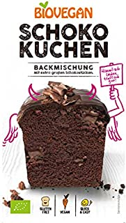 Biovegan Bio Kuchenbackmischung Schoko, BIO 1 x 380 gr