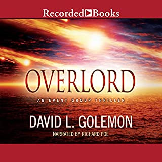 Overlord audiobook cover art