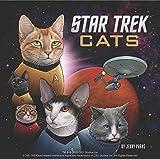 Star Trek Cats: (star Trek Book, Book about Cats)