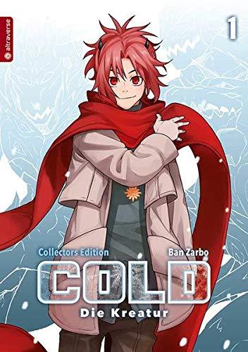 Cold - Die Kreatur Collectors Edition 01