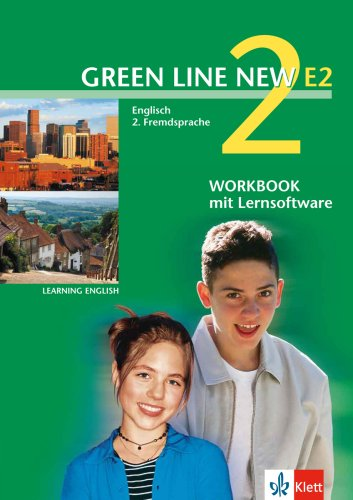 Green Line New E2, 2: Workbook mit Lernsoftware