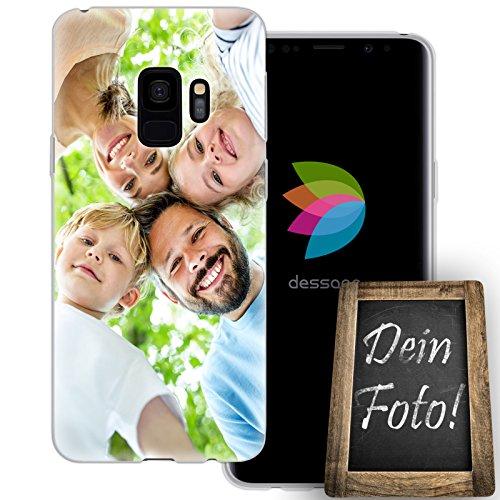 mobilefox® dessana boten transparante siliconen TPU beschermhoes 0,7 mm dunne mobiele telefoon soft case voor Samsung Galaxy - back cover gel hoes