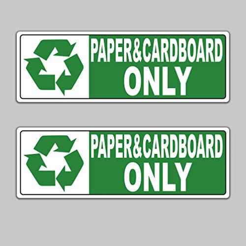 pegatina reciclaje fabricante TRM