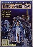 The Magazine of Fantasy & Science Fiction, February 1981