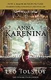 Book Cover: movie tie-in Anna Karenina