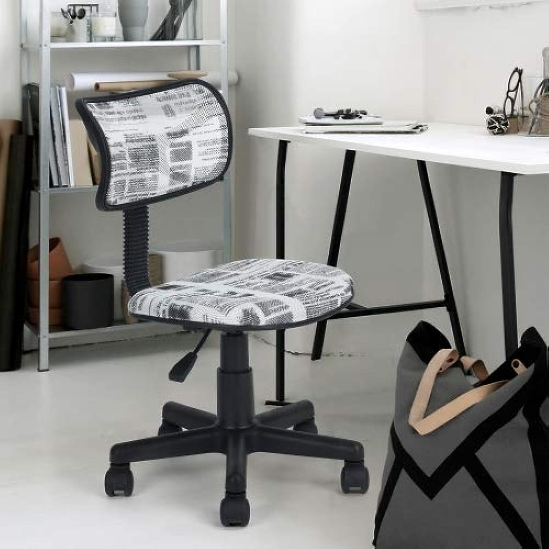 ZF Collections Dias Carton Mesh Office Desk Chair
