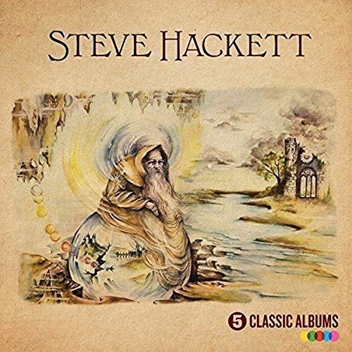 5 Classic Albums [Box]
