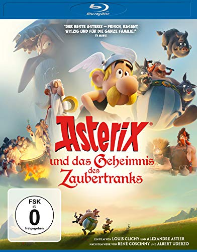 Asterix und das Geheimnis des Zaubertranks [Blu-ray]