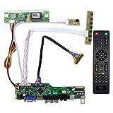 HDMI VGA AV USB RF LCD Junta para 18.4 1920x1080 LTN184HT03-001 N184H4-L03 30Pins 2CCFL Pantalla LCD
