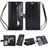 Cas de couverture, for Huawei Mate 10 Lite / Maimang 6 Planche à glissière multifonctionnelle...