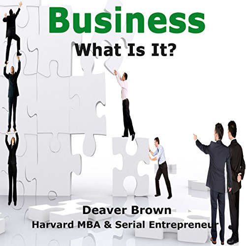 Business: What Is It? Titelbild