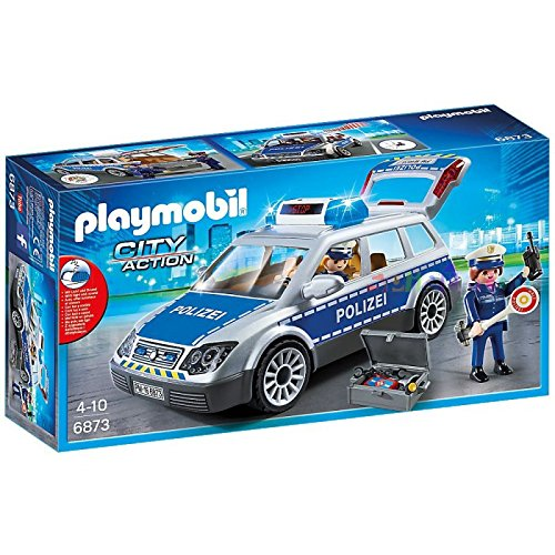 PLAYMOBIL® 6873 – Police Car
