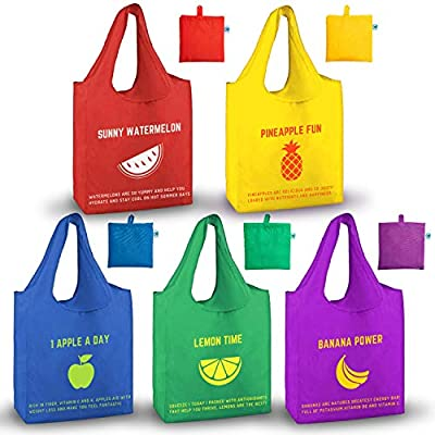 reusable shopping bags for groceries