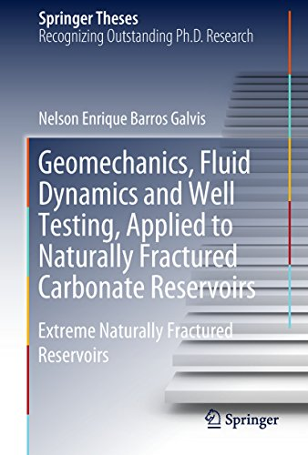Geomechanics, Fluid Dynamics and Well Testing, Applied to Naturally Fractured Carbonate Reservoirs: Extreme Naturally Fractured Reservoirs (Springer Theses) (English Edition)