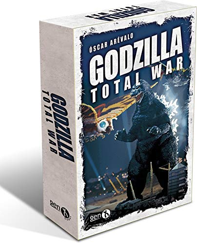 Godzilla: Total War