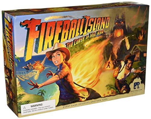 Avalon Hill Fireball Island: The Curse of Vul Kar