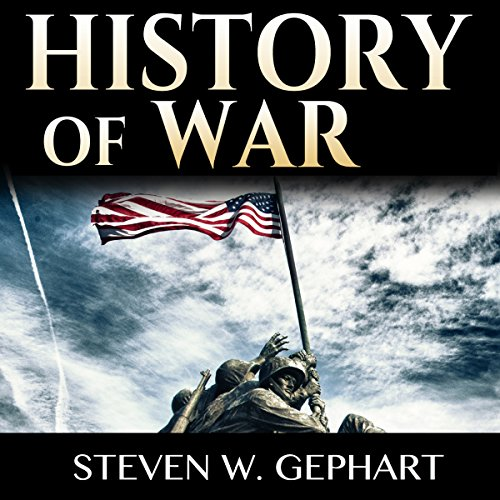 History of War: Military History audiobook cover art
