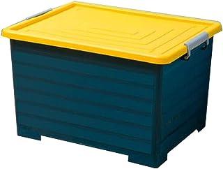 Lpiotyucwh Paniers et Boîtes De Rangement, Boîte de rangement à grande capacité, boîte de rangement de vêtements, boîte de...